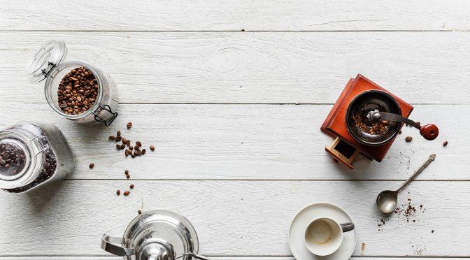 Manual Coffee Mill Grinder